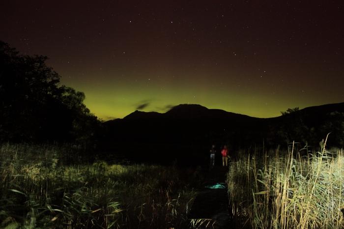 The Aurora Borealis. © Angus Lothian