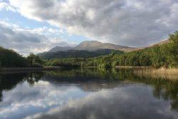 Greener days for Ben Lomond in the spring. © Angus Lothian